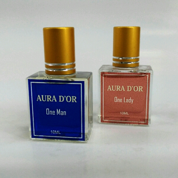 Aura D'OR Perfume -10ml0