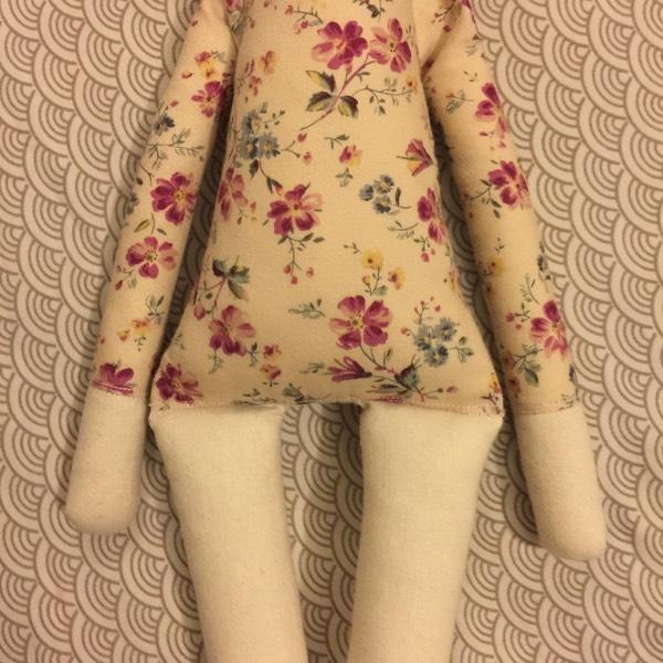 Made To Order - Sofia Handmade Hijab Doll1