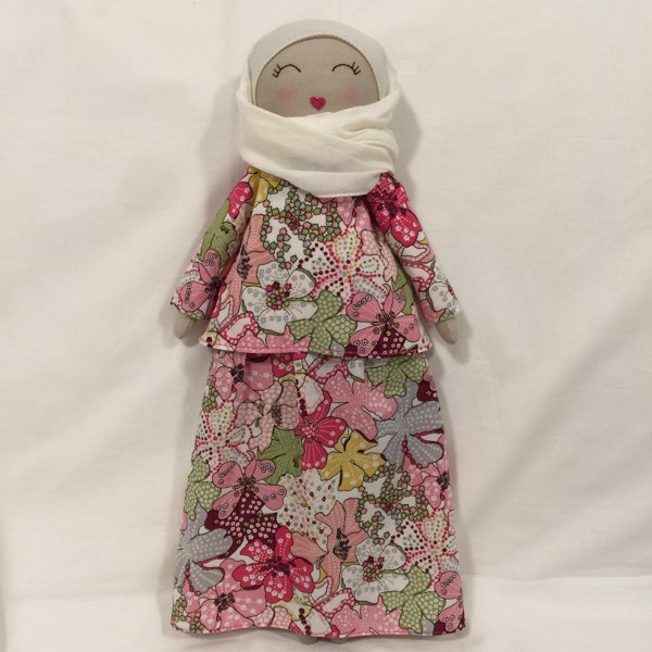 Sofia Handmade Heirloom Hijad Doll0