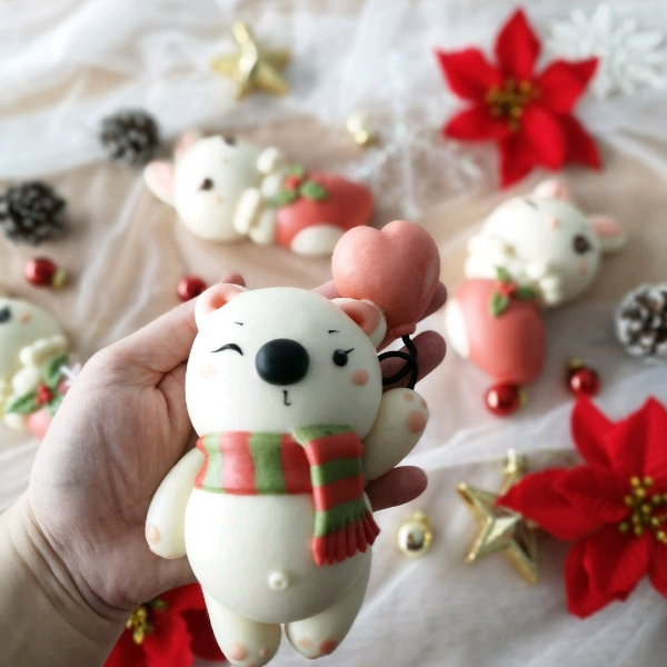 10 Nov _ Winter Bear & Rabbit Mantoulicious Workshop1