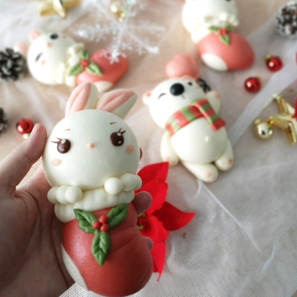 10 Nov _ Winter Bear & Rabbit Mantoulicious Workshop2