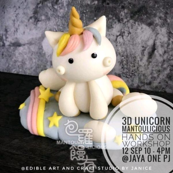 12_ Sep 3d Unicorn Mantoulicious Hands On Workshop0