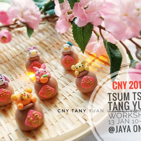 13 JAN_ CNY Tsum Tsum Tang Yuan Workshop