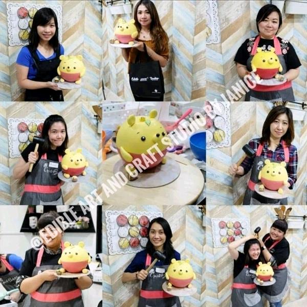 13 Jan_ Piglet Pinata Cake Workshop (2pax)3