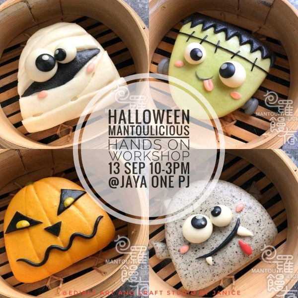 13 Sep _Halloween Mantoulicious Hands On Workshop0
