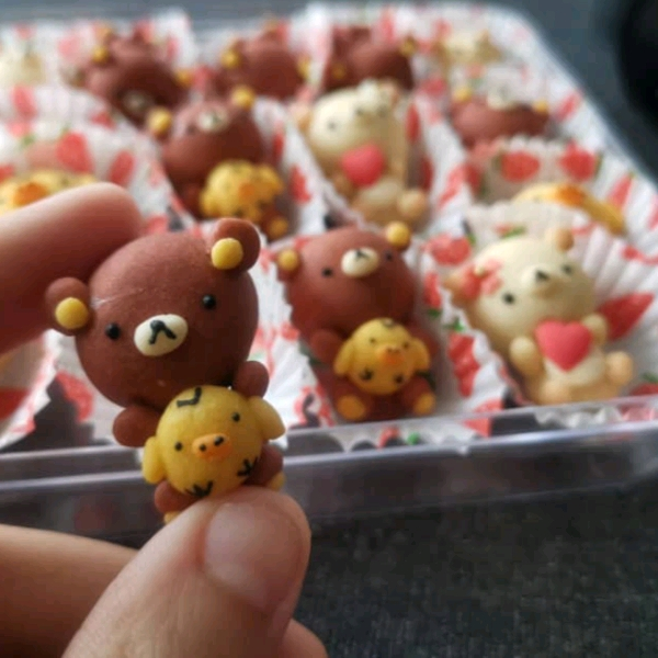 16/3  Rilakkuma Butter Cookies Workshop0