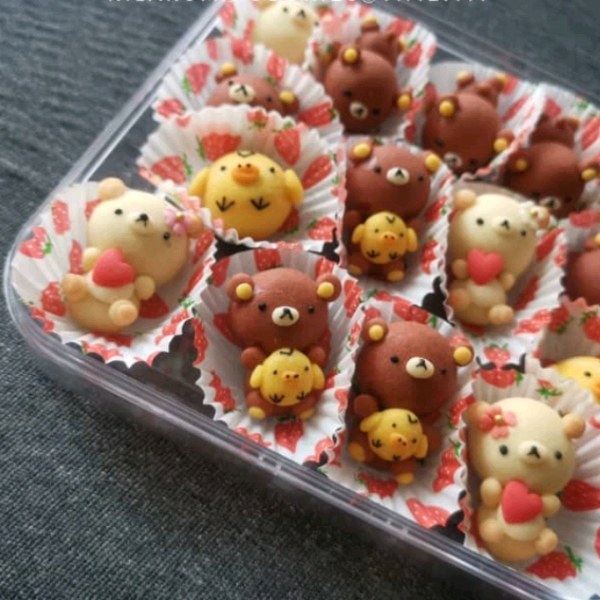 16/3  Rilakkuma Butter Cookies Workshop1