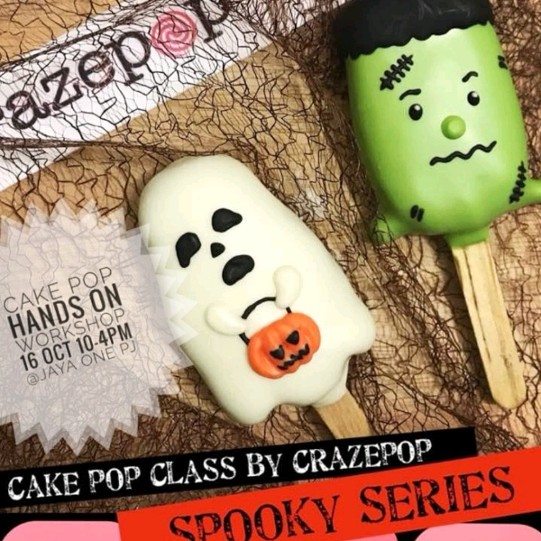 16 Oct_ Halloween Cakepop Hands On Workshop1