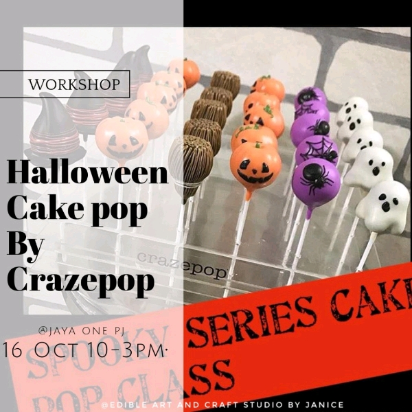16 Oct_ Halloween Cakepop Hands On Workshop2
