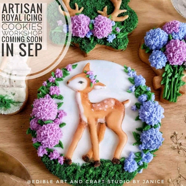 16_Sep Artisan Royal Icing Cookies Workshop0