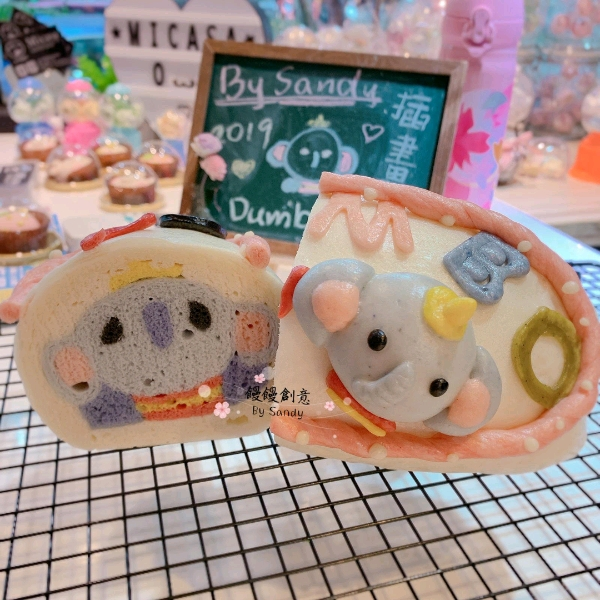 17/8  Dumbo Mantou Art Handson Workshop1