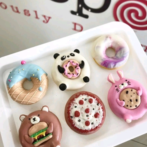 18/5 Crazepop Cutielicious Doughnuts Workshop1