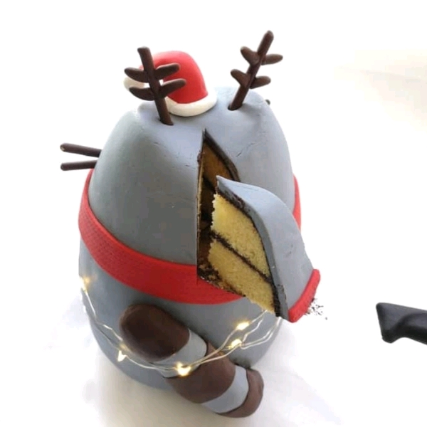 1 Dec_Roly-Poly Pusheen (Xmas Edition)1