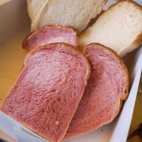 20/4 Sourdough Hokkaido  & Pan Loaf1