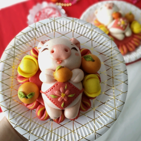 21 Nov CNY Piggie Mantoulicious Workshop