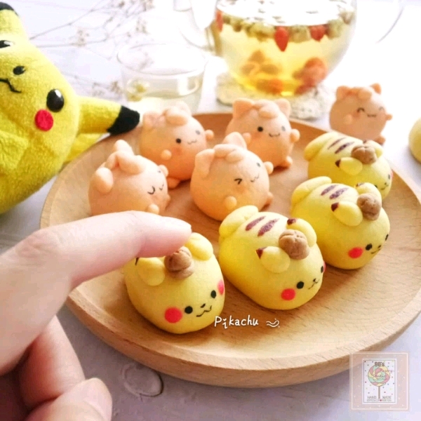22/6 Pikachu Pineapple Trats Cookies Workshop1