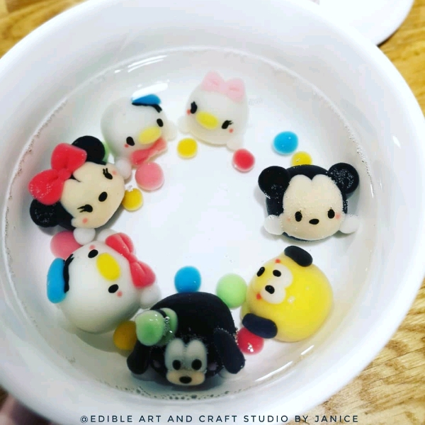 25 Nov_ Cartoon Tang Yuan Hands On Workshop