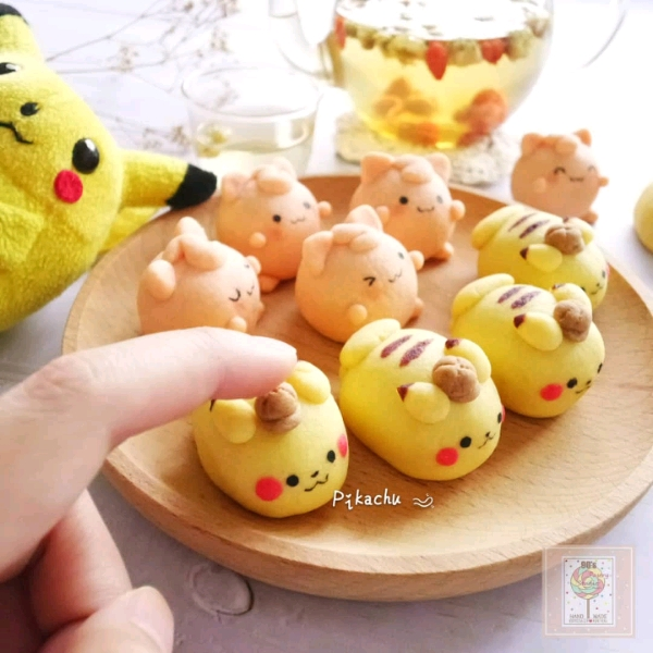 26/5 Pikachu Pineapple Trats Cookies Workshop1