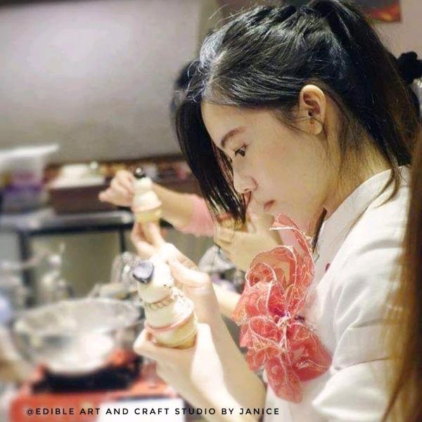 28/4 Taiwan-styled Macaron Succulent Pot @Pandora's Box2