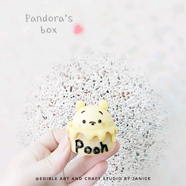 28/4 Winnie The Pooh Lemon Tarts @Pandora's Box1