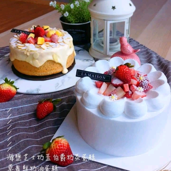 2 In 1  Chiffon Cake  Hands On Workshop (2pax)0