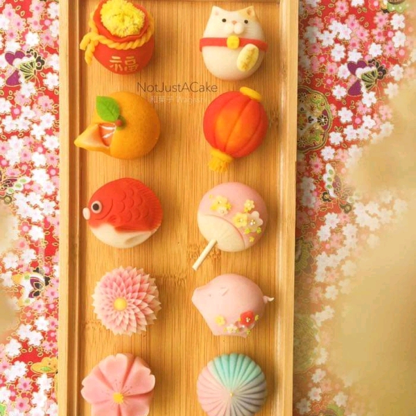 5 Jan _CNY Japanese Wagashi Workshop