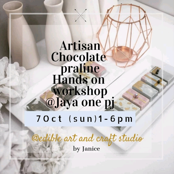 7 Oct_ Artisan Chocolate Praline Hands On Workshop0