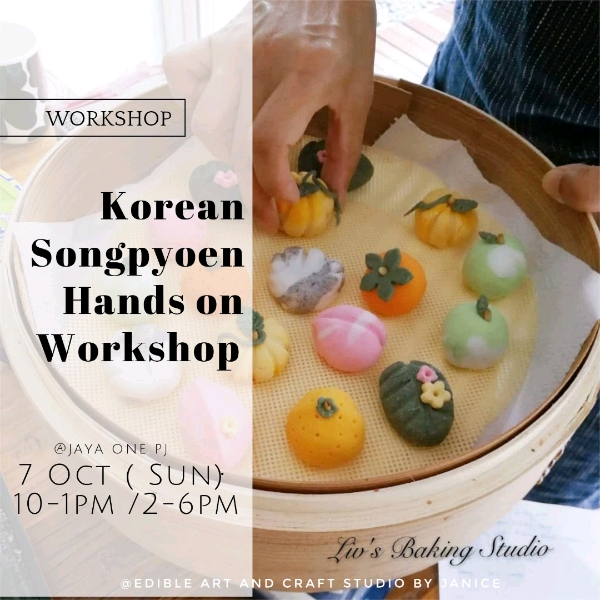 7 Oct_ Korean Songpyoen Hands On Workshop0