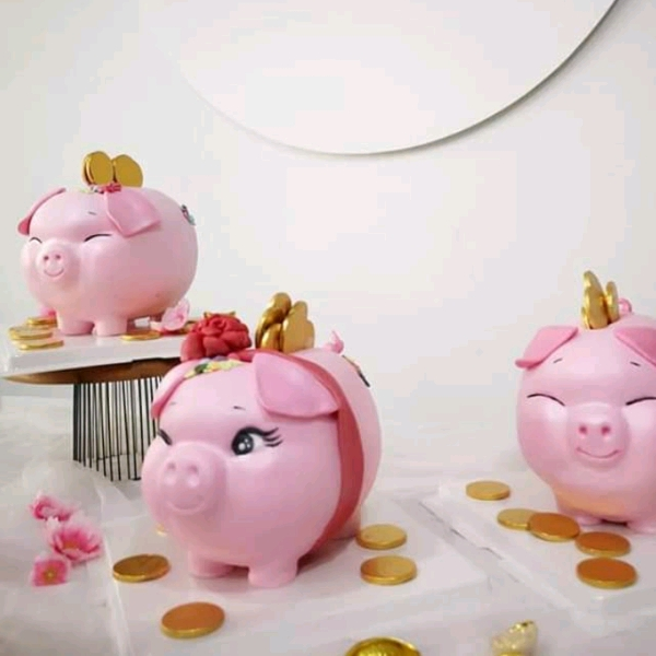 9/3 Edible Piggy Bank Hands On Workshop1