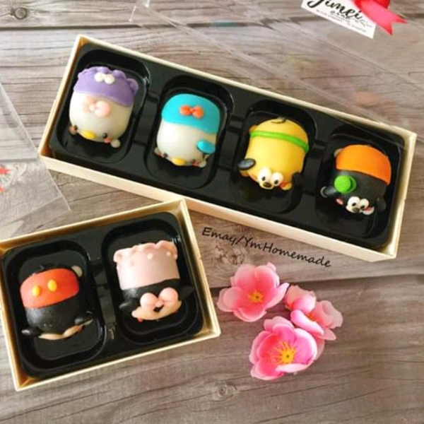9/6 Tsumtsum Snowskin Mooncake Workshop1