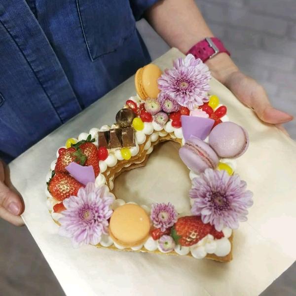 Alphabet Biscuit Cookies Cake Hands On Workshop1