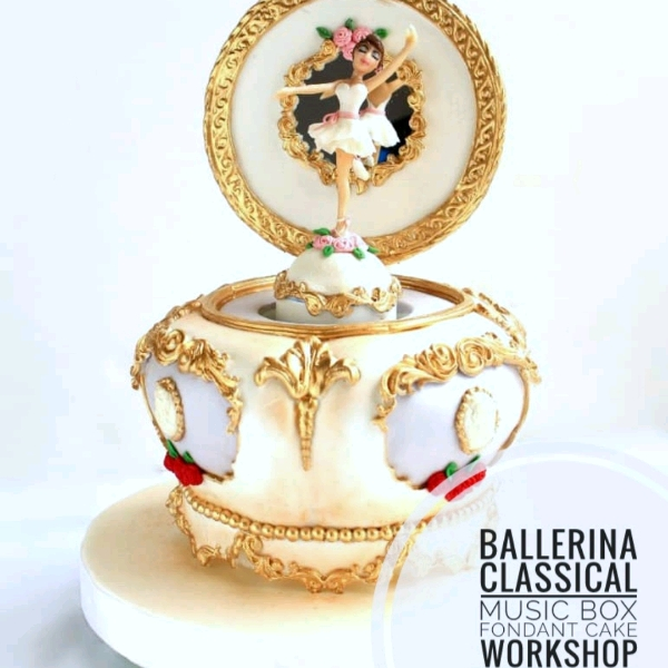 Ballerina Classical Music Box Workshop (2 Sep)0