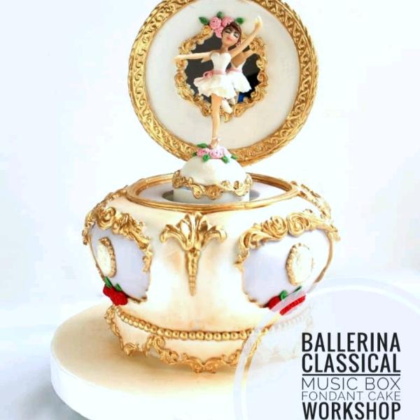 Ballerina Classical Music Box Workshop (2 Sep)0