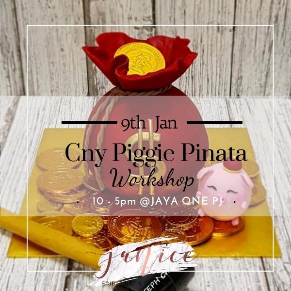 CNY Piggie Pinata