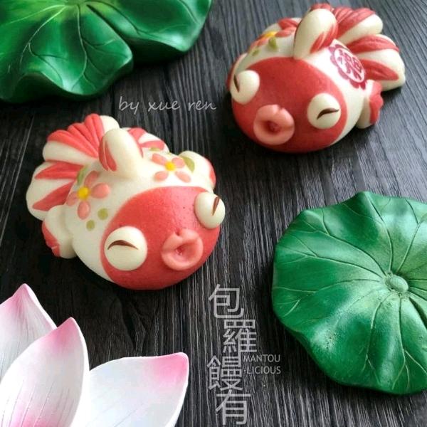 CNY Theme Steamed Buns Workshop1