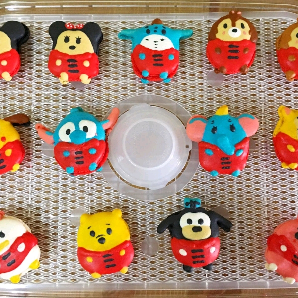 Cartoon CNY Theme Hands On Macarons Workshop3