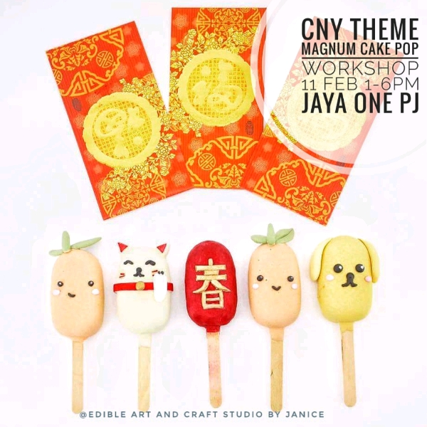 Cny Theme Magnum Cake Pop Workshop1