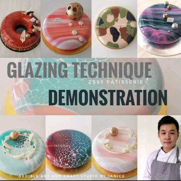 Glazing Technique Demo Workshop0