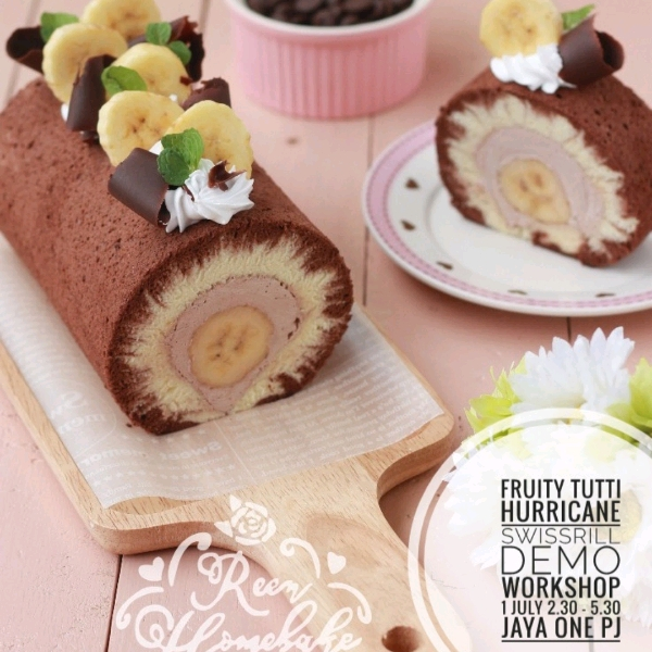 Fruity Tutti Demo Swissroll Workshop2