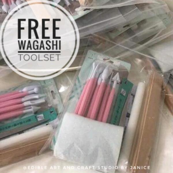 Modern Wagashi Hands On Workshop2