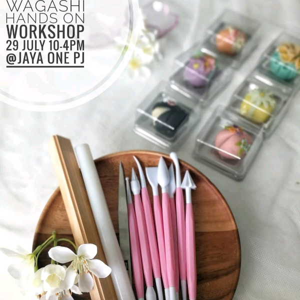 Modern Wagashi Hands On Workshop (29 July)1