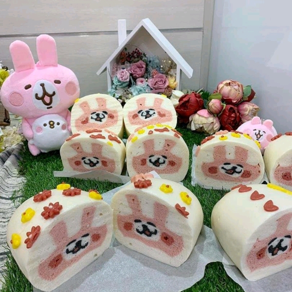 New Trend Mantou Art Workshop ( DAY 1 25/1/19)