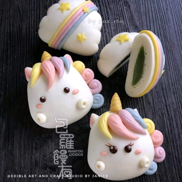 (Additional Class) Unicorn Mantoulicious Hands On Workshop 22 Aug0