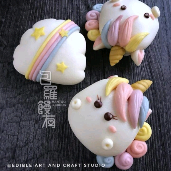 Unicorn Mantoulicious Steamed Buns Hands On Workshop0
