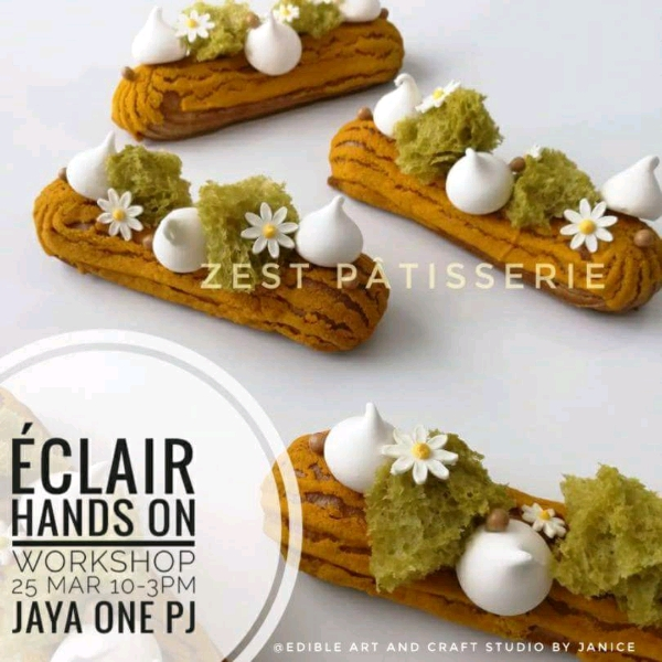 Éclairs Hands On Workshop0