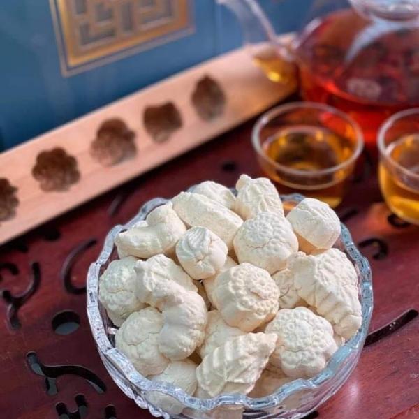 传统番婆饼线上课- By Chef Elaine Teh