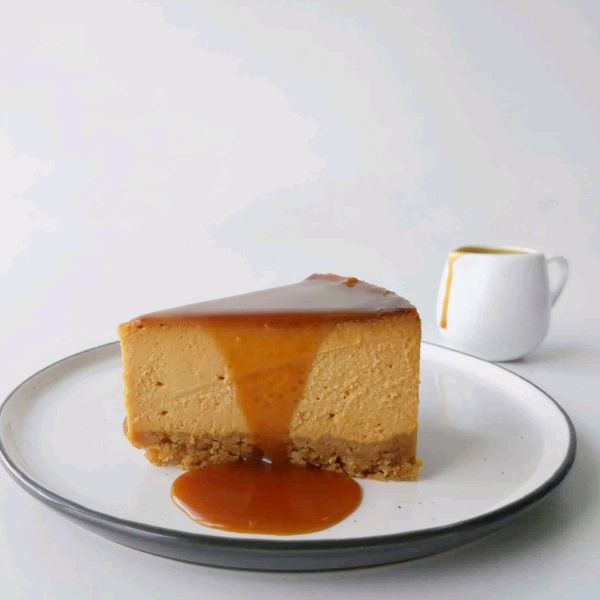 Caramel Cheese Cake1