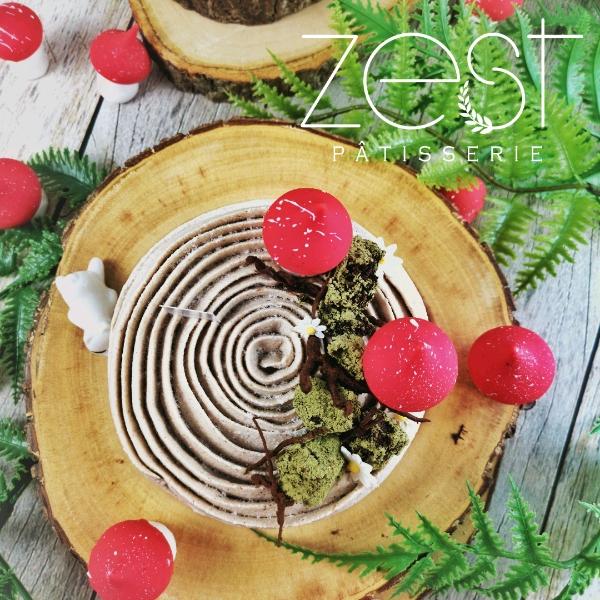 Chestnut Entremet2