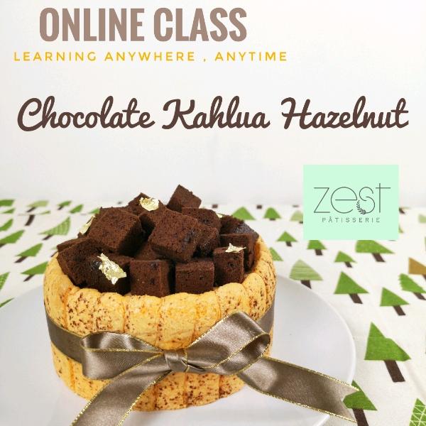 Chocolate Kahlua Hazelnut - Online Class