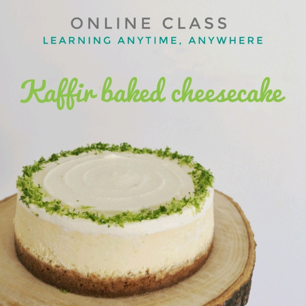 Kaffir Cheese Cake